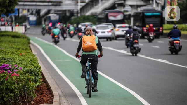 Kota Madiun Bakal Punya Jalur Sepeda Sepanjang 15 Km Akhir 2020